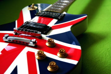 Brexit gitara/Photo: vivimilano.corriere.it