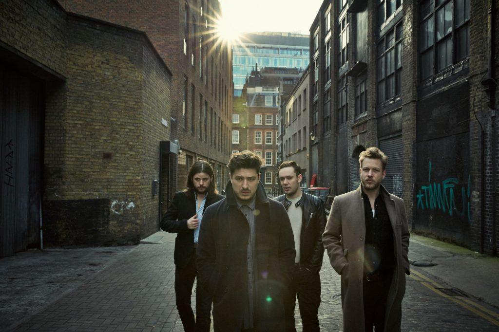 Mumford & Sons/Photo: facebook@mumfordandsons