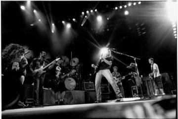 Pearl Jam i Nil Jang/Photo: Morrison Hotel Gallery