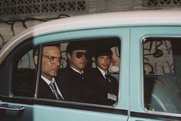 Interpol/ Photo:  Jamie James Medina