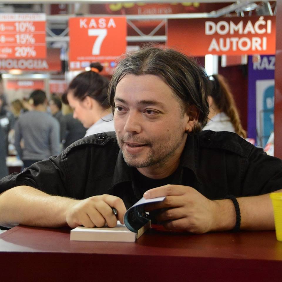 Dejan Stojiljković/Photo: facebook