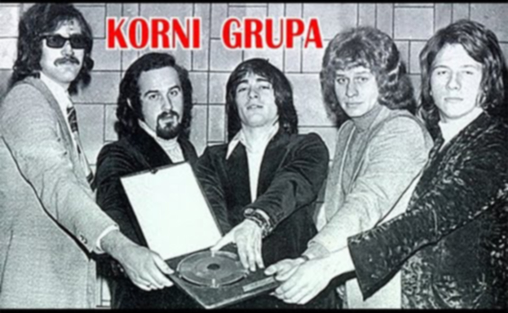 Korni grupa/Photo: facebook@kornigrupa