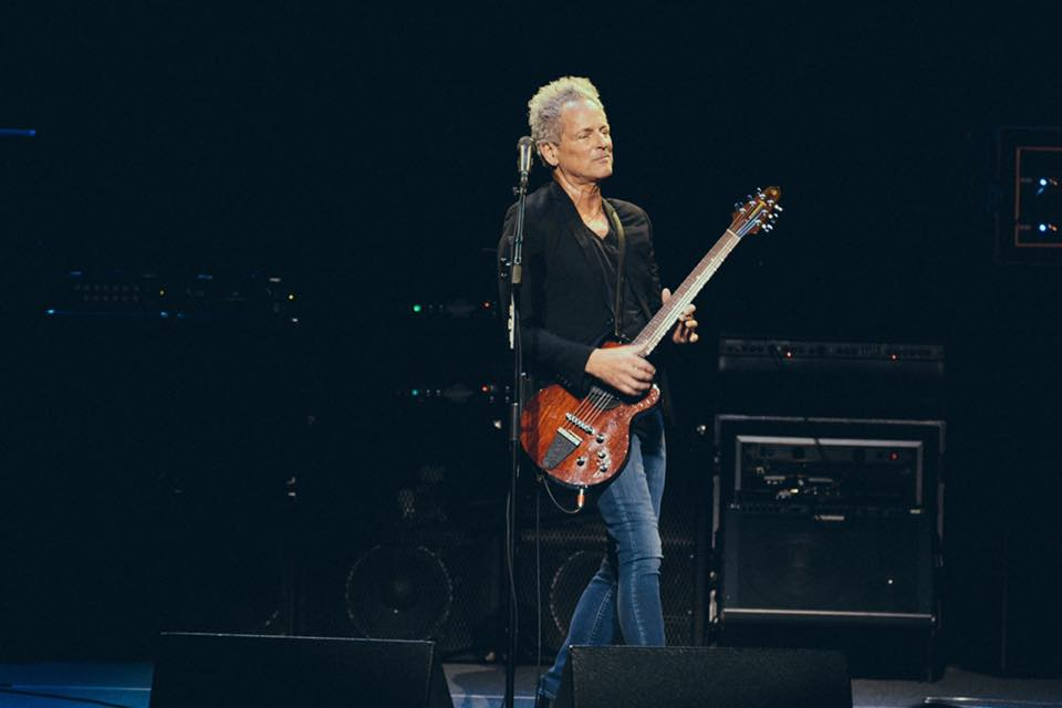 Lindzi Bakingem/Photo: facebook@lindseybuckingham