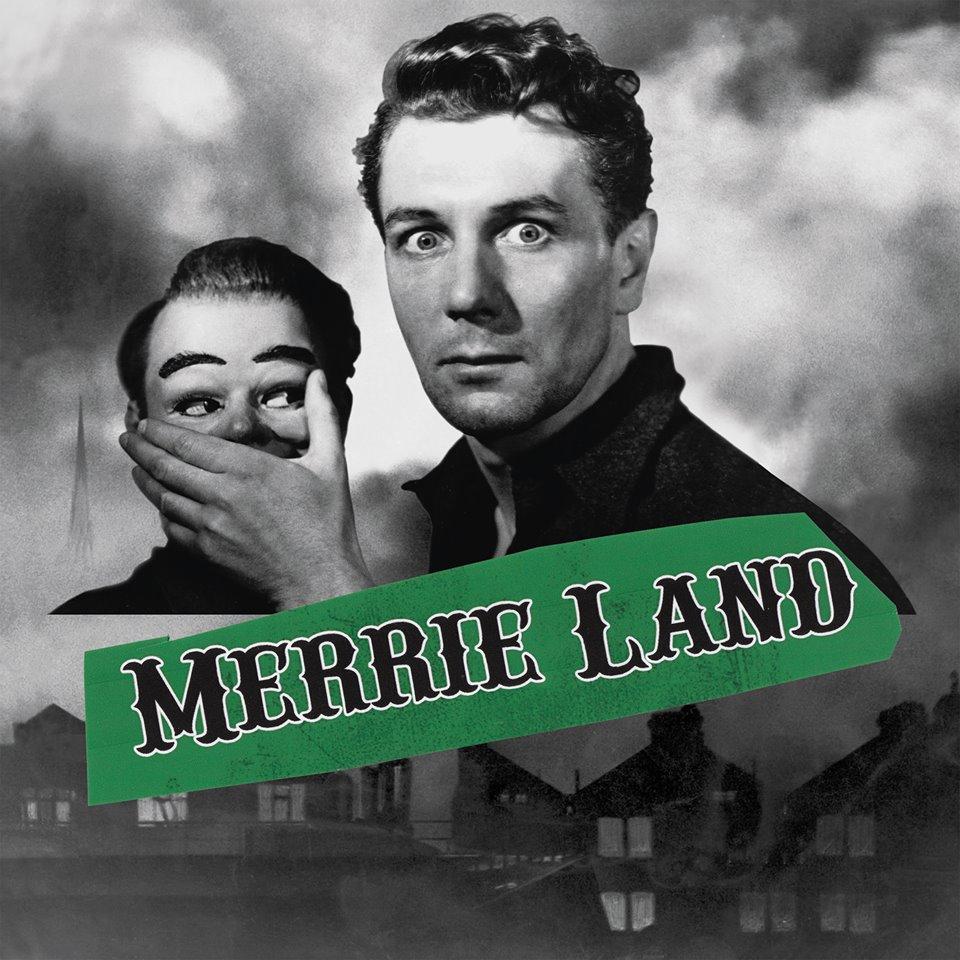 Merrie Land, cover