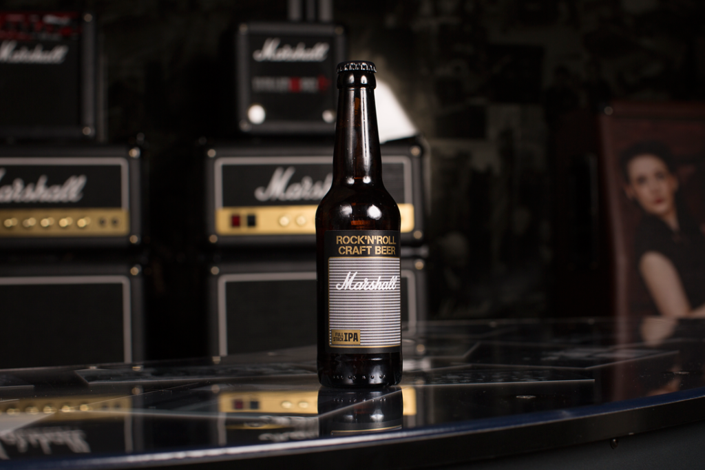 Marshall-beer/Promo