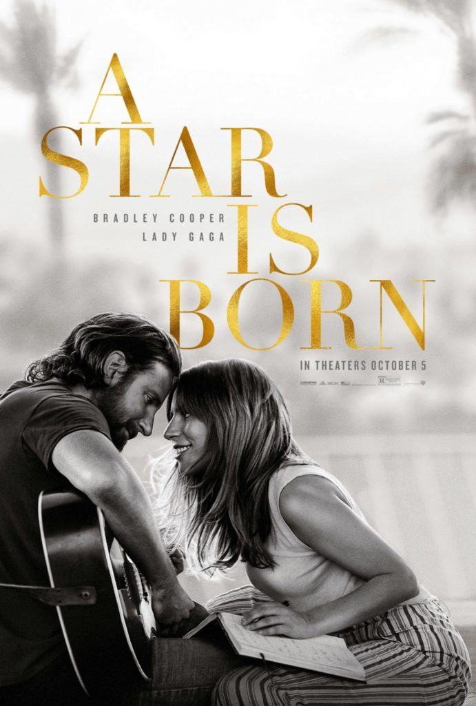 Star is Born 2018/Plakat