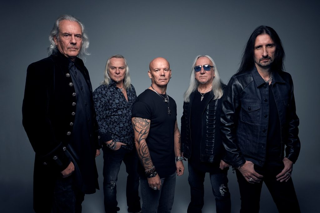 Uriah Heep/Photo: Richard Stow, promo