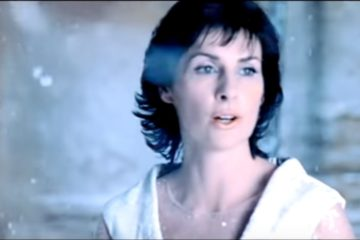 Enya/Photo: YouTube printscreen