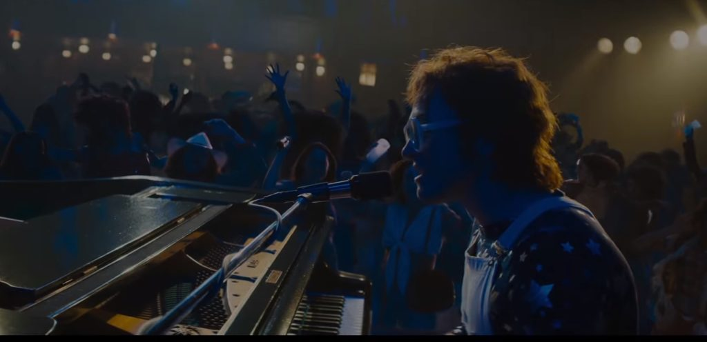 Rocketman/Photo: YouTube printscreen