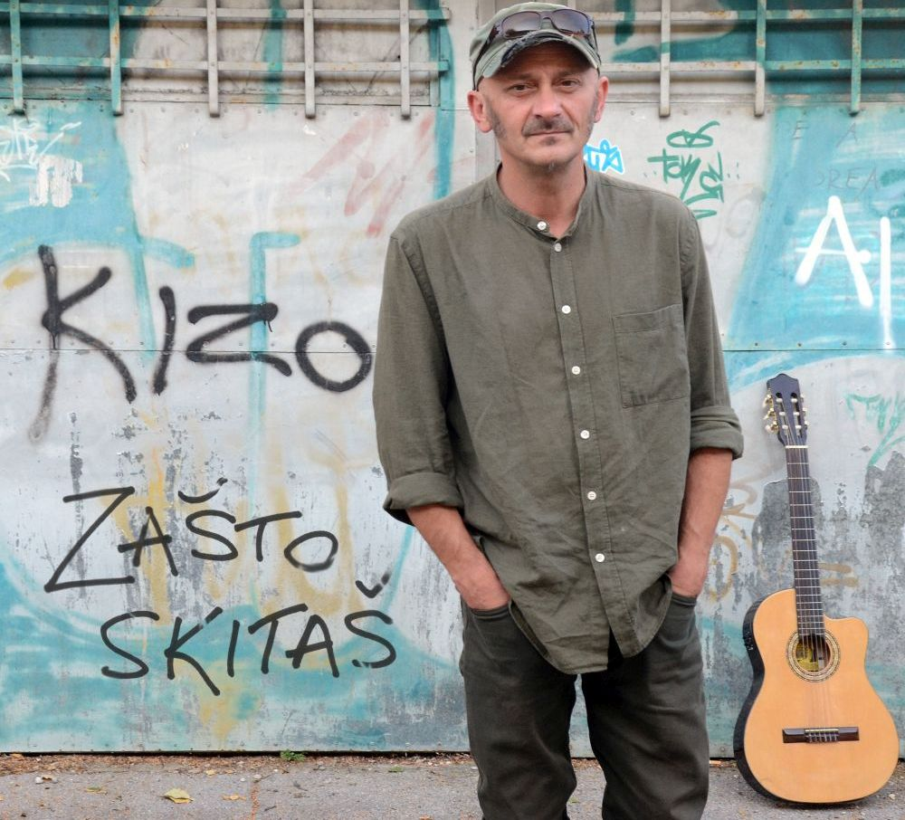Zoran Stojanovič Kizo/Photo: cover
