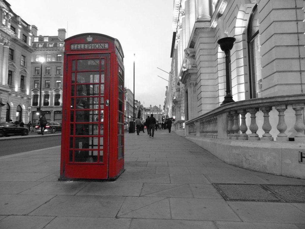 London/Photo: Pixabay