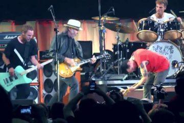 Pearl Jam i Nil Jang/Photo: YouTube printscreen