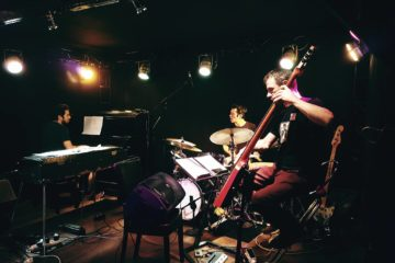 Remi Panossian trio/ Photo: Facebook @remipanossiantrio
