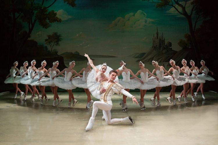 Balet na ledu/ Photo: Promo