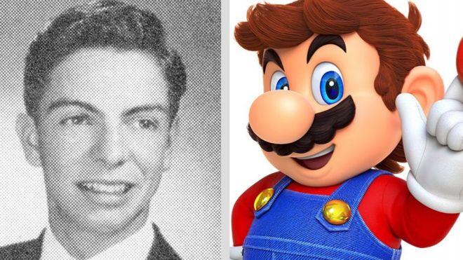 Super Mario/ilustracija