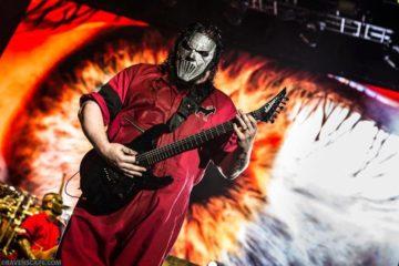Slipknot/Photo: facebook@slipknot