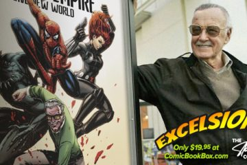 Sten Li/Photo: facebook@realstanlee