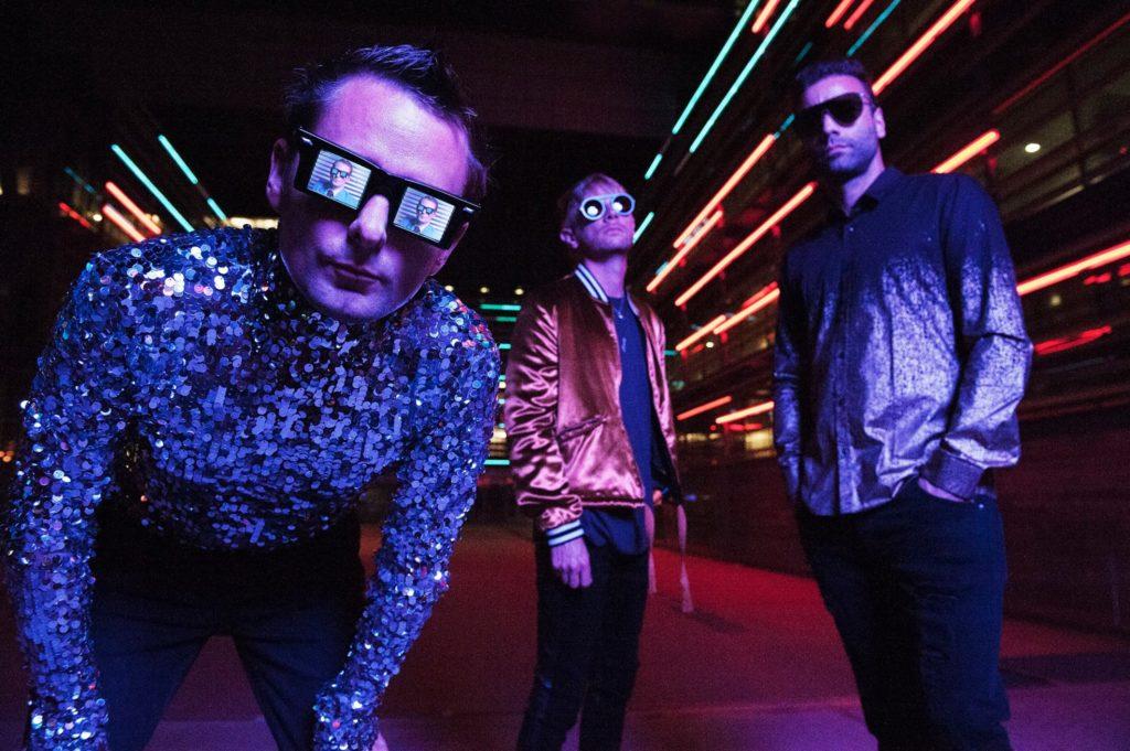 Muse/Photo: facebook@muse/Jeffery Forney