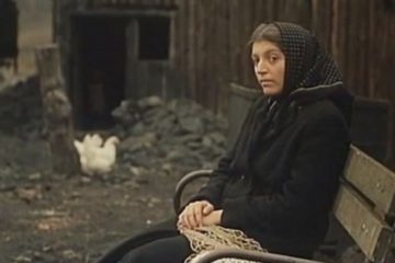 Mirjana Karanović, Petrijin venac/Photo; YouTube printscreen