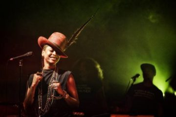 Erika Badu/Photo: facebook@erykahbadu/Mike Brooks