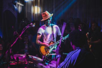 Kezaja Džons/Photo: Musicology Barcaffe Sessions, promo