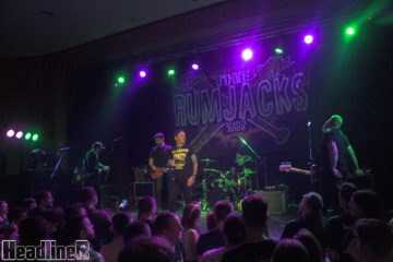 The Rumjacks/ Photo: Aleksandrar Milovanović