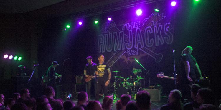 The Rumjacks/ Photo: Aleksandrar Milovanović