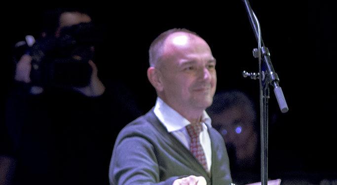 Nikola Pejaković Kolja, Kombank dvorana/Photo: AleX