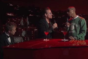 Bono i Farel/Photo: YouTube printscreen