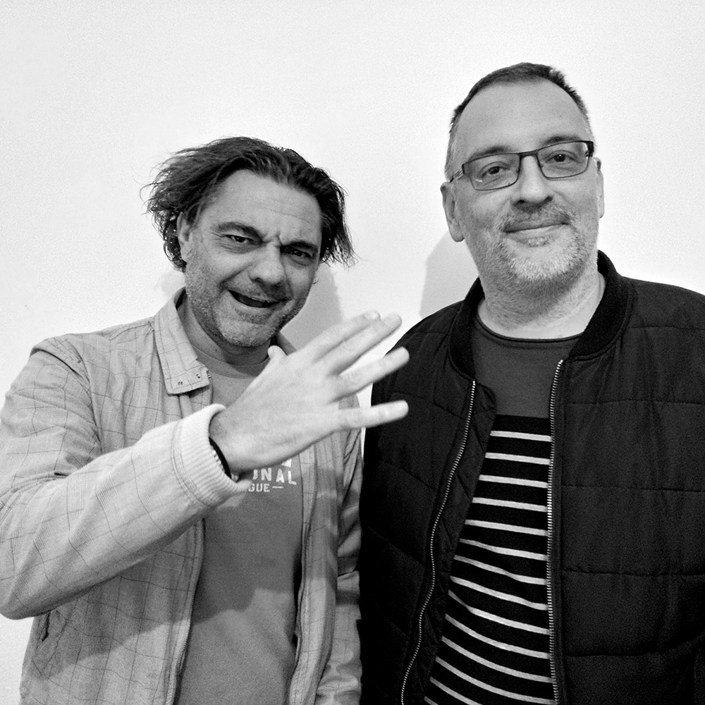 Igor Brakus i Smiljan Banjac/Photo: Promo