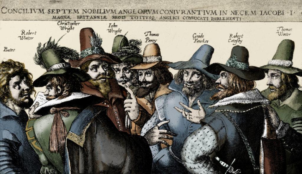Gaj Foks, zavera/Ilustracija: history.com