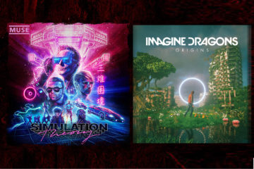 Muse, Imagine Dragons, covers