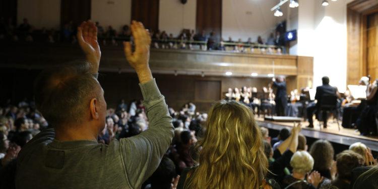 Beogradska filharmonija/ Photo: Promo
