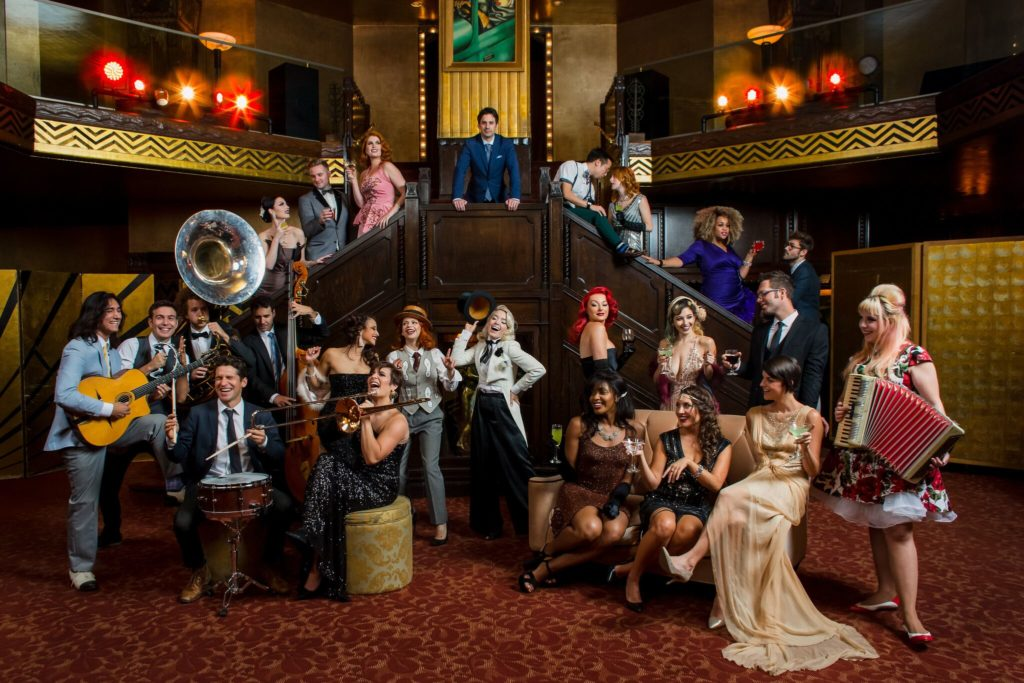 Postmodern Jukebox/ Photo: Promo (