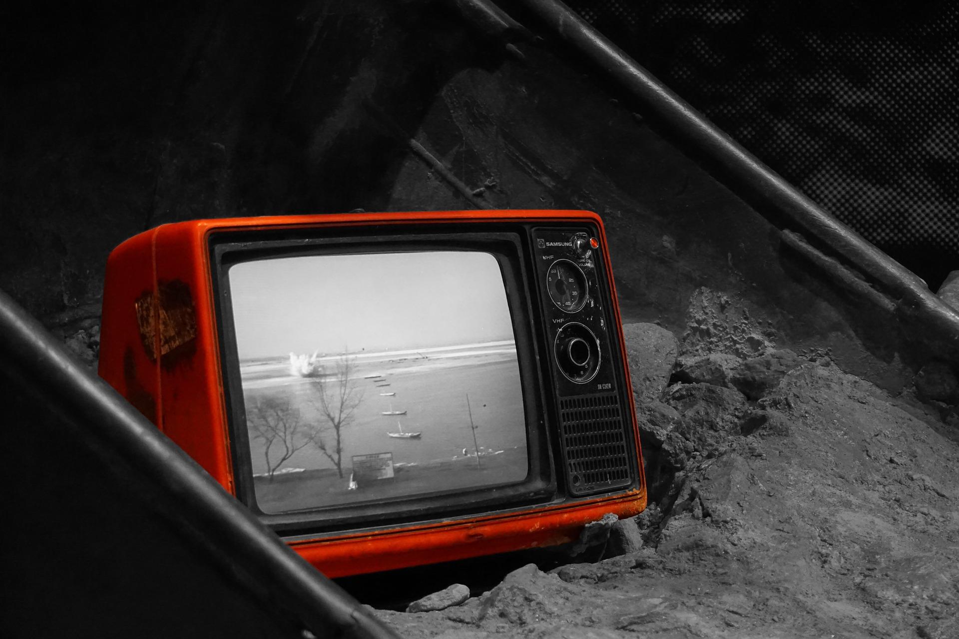 Crno beli televizot/Photo: Pixabay.com