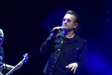 U2/Photo: YouTube printscreen