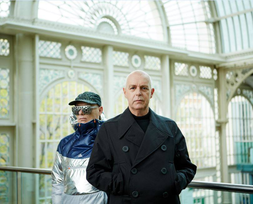 Pet Shop Boys/Photo: facebook@petshopboys
