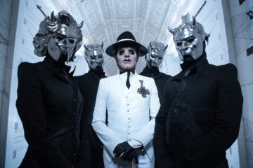 Ghost/Photo: facebook@thebandghost