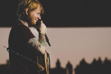 Ed Širan/Photo: facebook@EdSheeranMusic