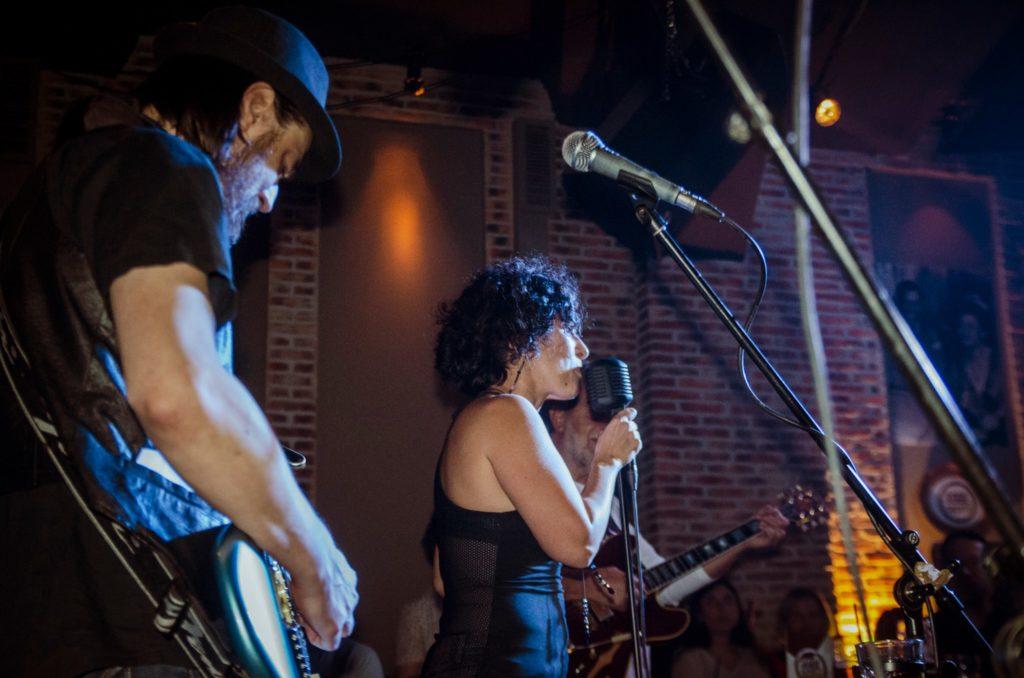 Di Luna Blues Band/ Photo: Promo (Soul Society)