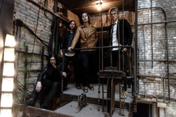 The Raconteurs /Photo: Facebook@theraconteurs