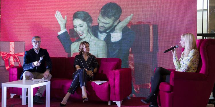Jelena Ivandić, Maja Nikolić i Dejan Pantelić/ Photo: AleX