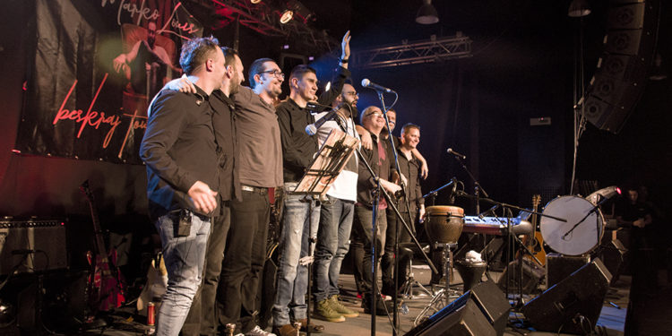 Koncert Marka Louisa u DOB-u/ Photo: AleX