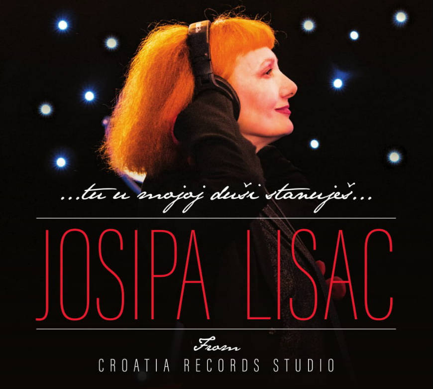 Josipa Lisac, cover
