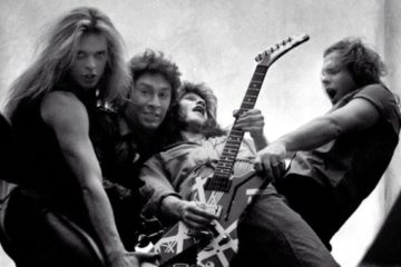 Van Halen/Photo; Promo