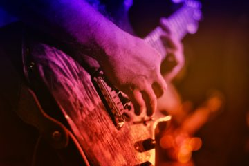 Gitarista: Photo: Pexels.com