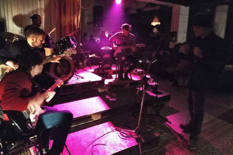 Romain's jam session/ Photo: Le Studio