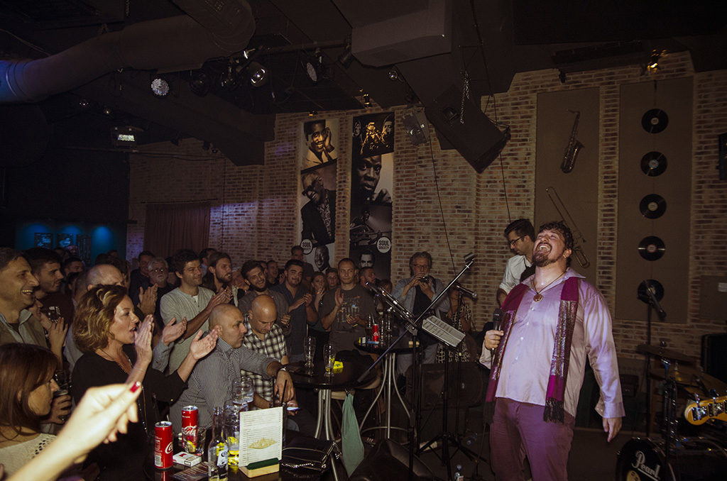 James Brown Belgrade Tribute bend/ Photo: Promo