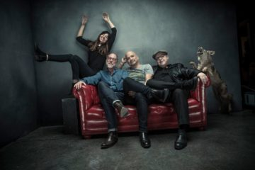 Pixies/Foto: facebook@pixiesofficial