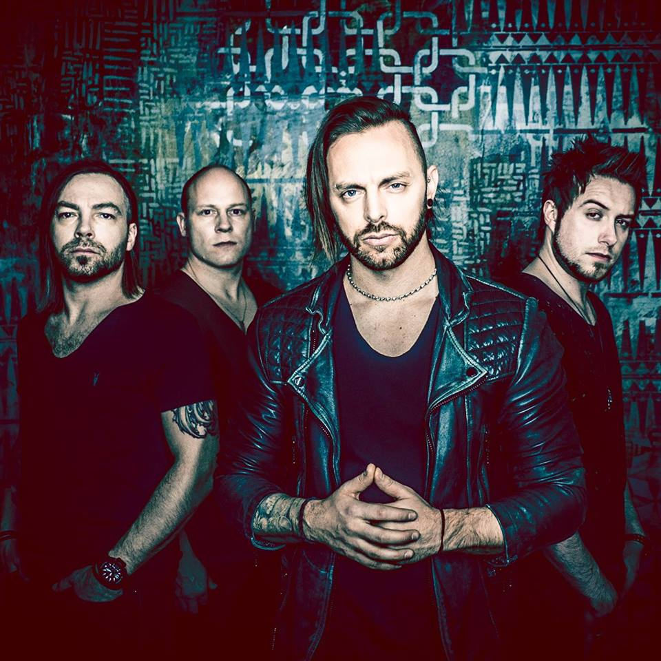 Bullet For My Valentine/ Photo: Facebook @BulletForMyValentine